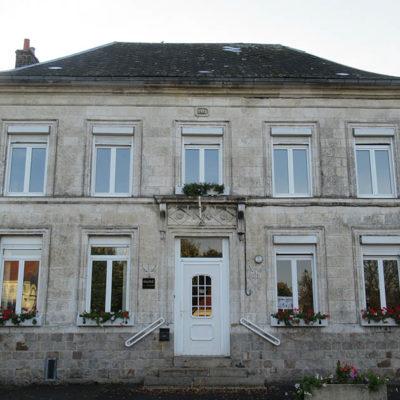 Mairie Estrée-cauchy