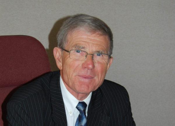 Pierre Moreau président du SIVOM de la communauté du Bruaysis