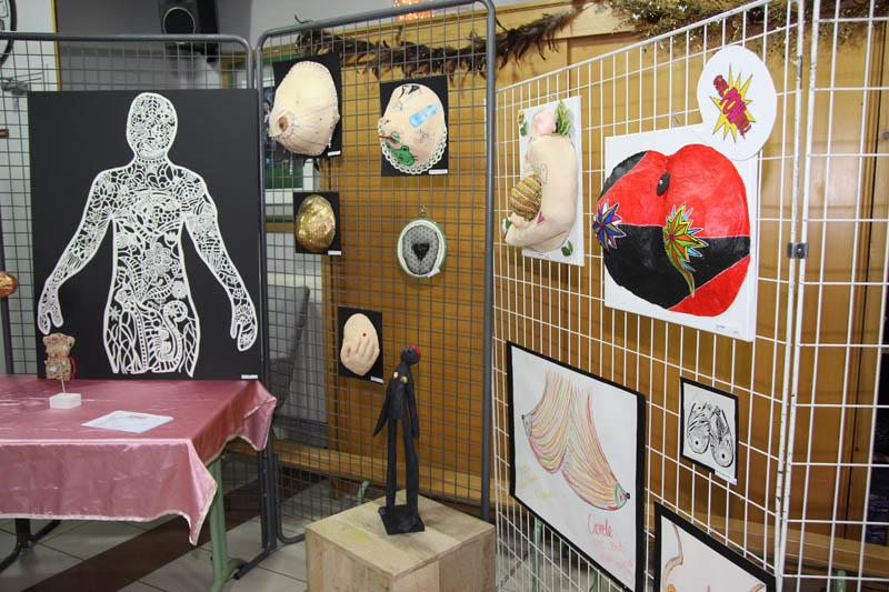 Les ateliers arthérapie
