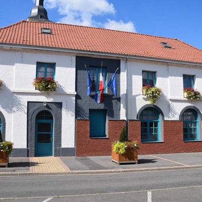 haillicourt mairie