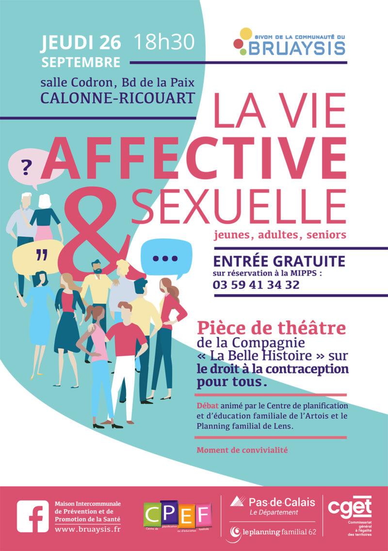 Journée mondiale de la contraception @ Salle Codron | Calonne-Ricouart | Hauts-de-France | France