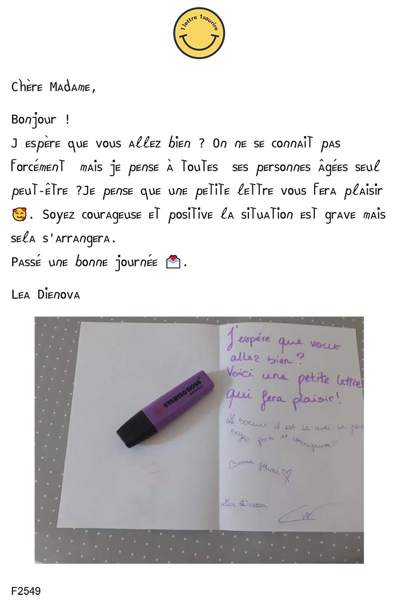 ehpad 1 lettre femmes