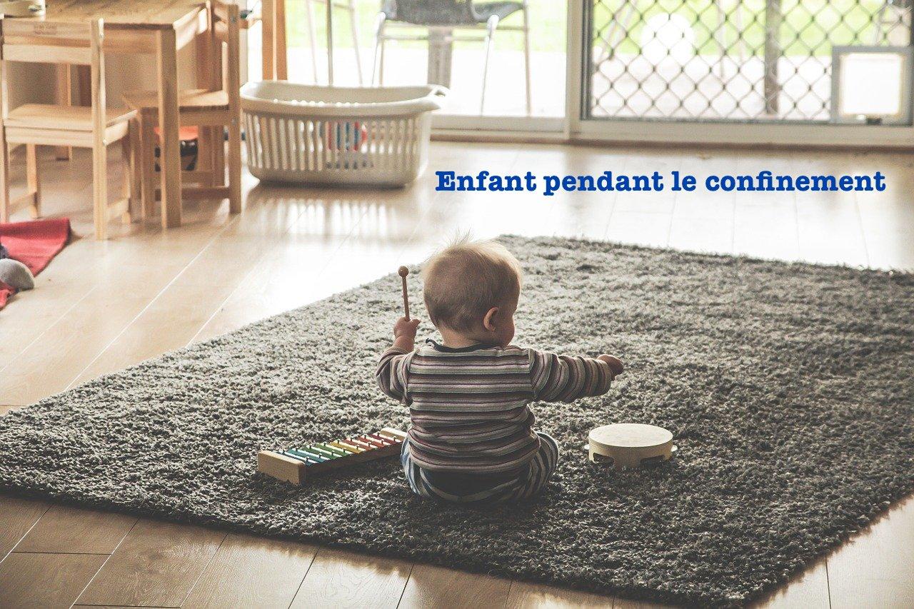Enfant et confinement
