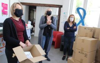 livraison masques