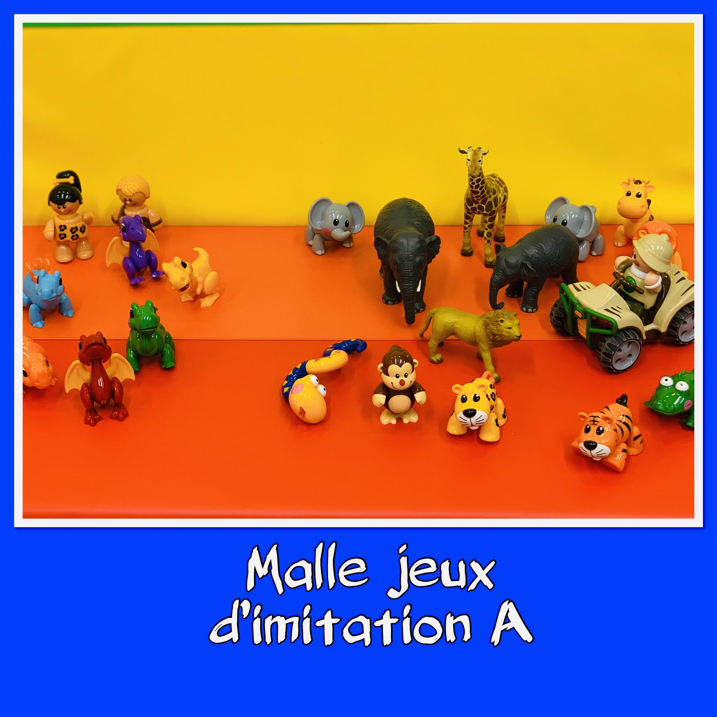 Malle imitation 9