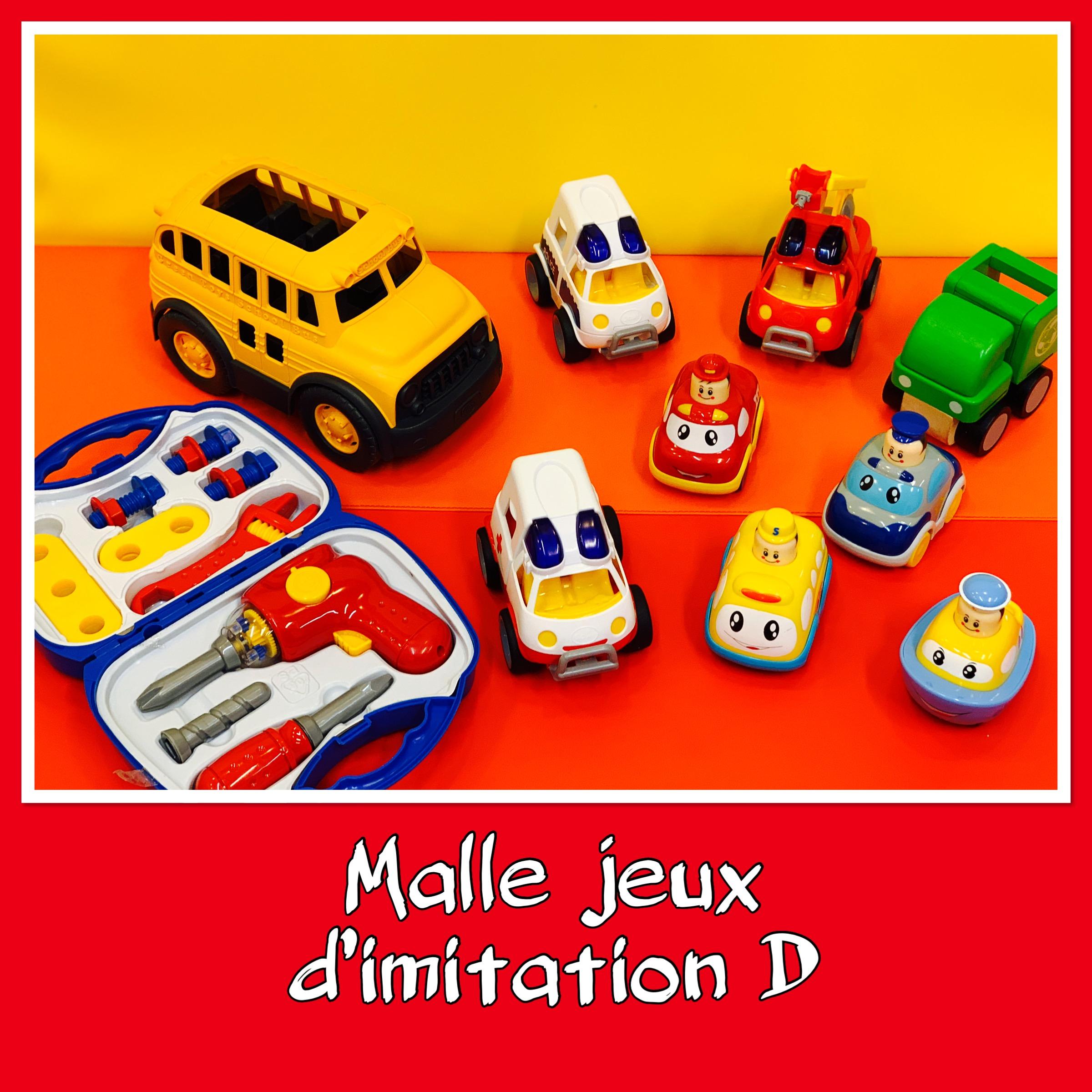 Malle imitation 5