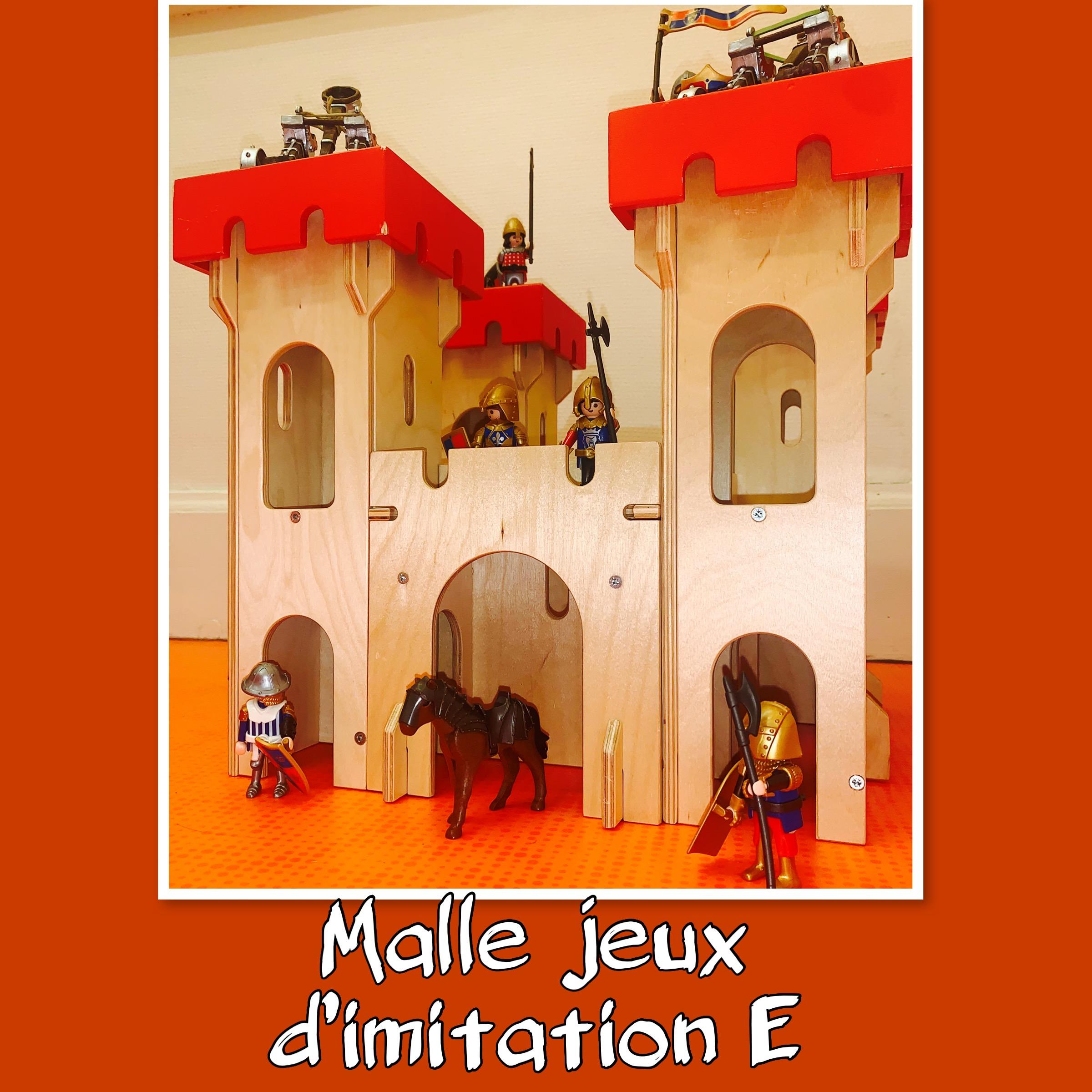 Malle imitation 4