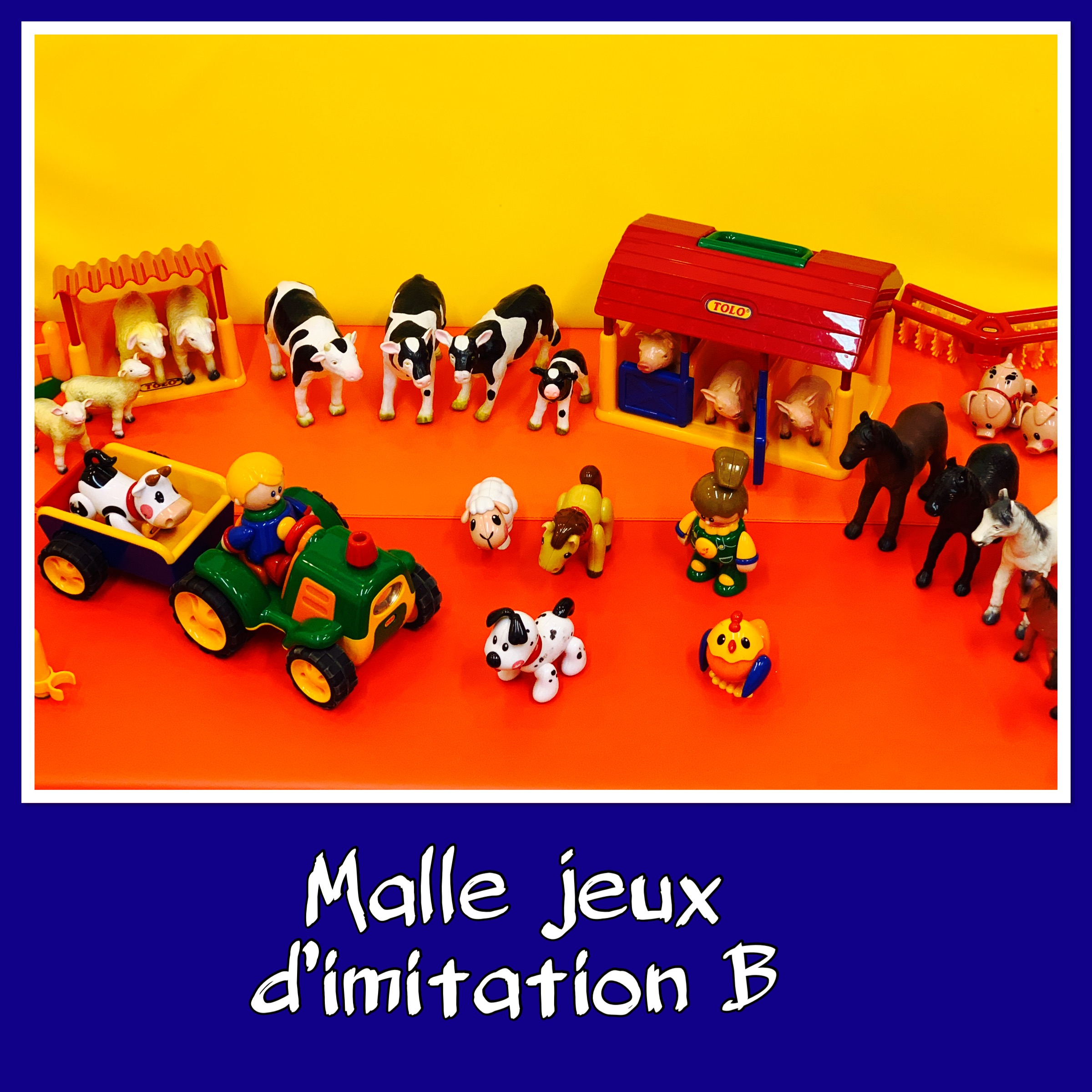 Malle imitation