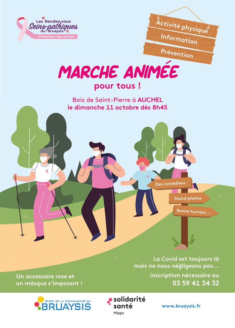 mipps octobre rose marche